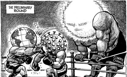 The world this week KAL's cartoon